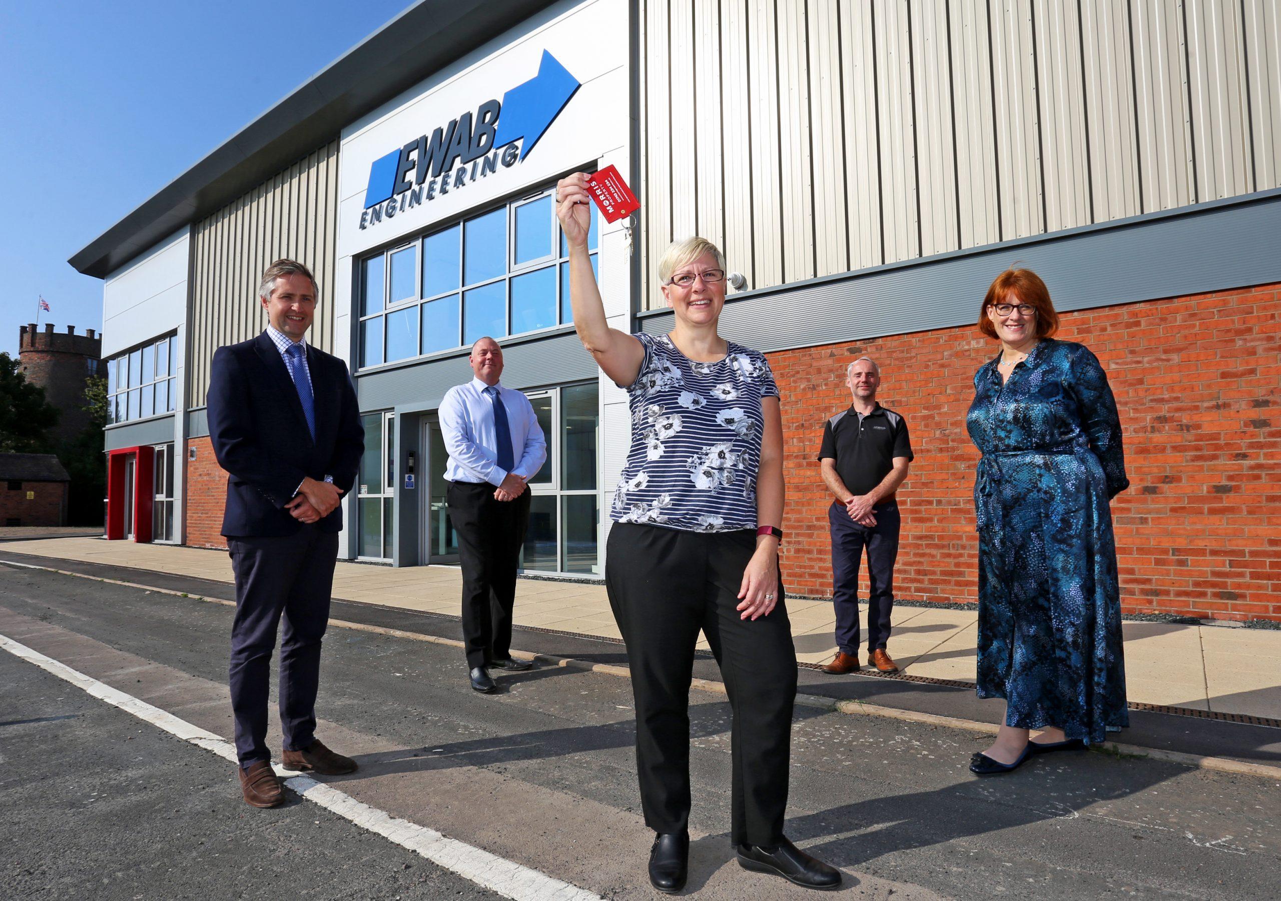 Ewab Engineering at Access442, Telford